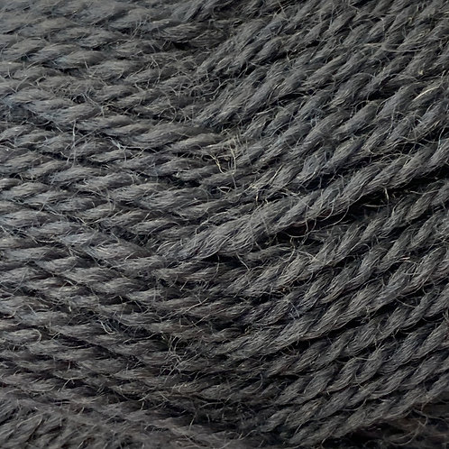Crucci - 8ply Ferndale 100% Pure NZ Wool Sh 16 Charcoal