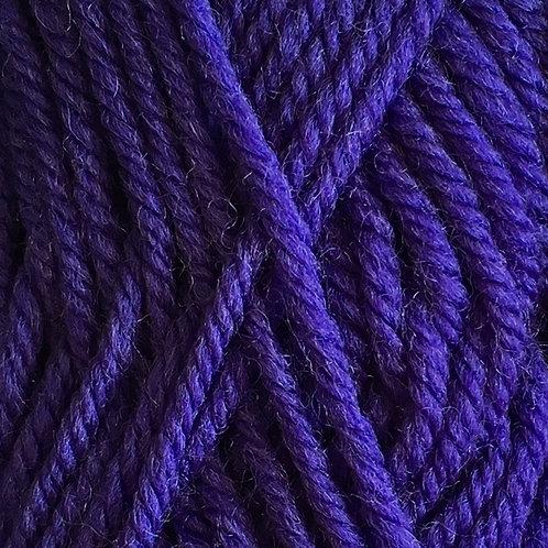 Crucci - 8ply Merino Wool Sh 10 Hot Purple