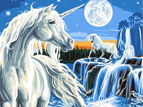 Grafitec Printed Tapestry Magical Unicorns