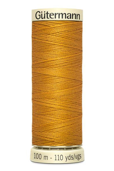 Gutermann Sew all Thread 100% polyester 100m #412