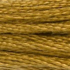 DM117-0680 STRANDED COTTON 8M SKEIN Dark Old Gold