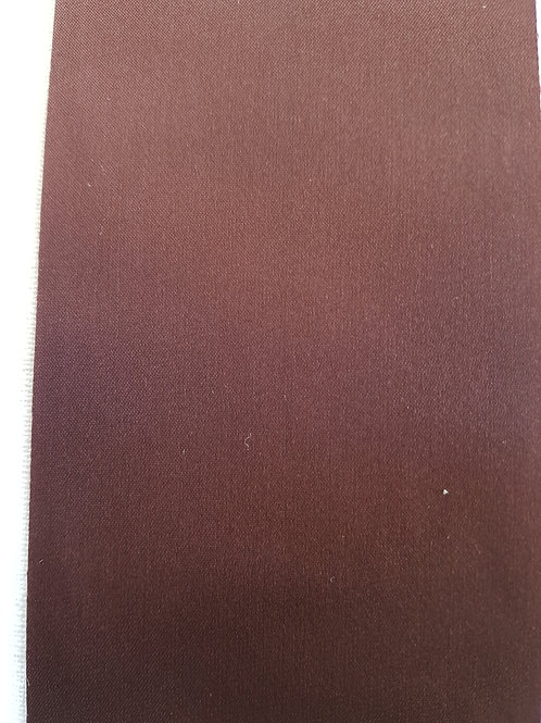 Satin Blanket Binding Brown