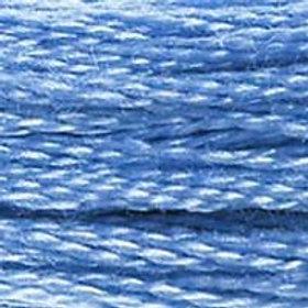 DM117-0799 STRANDED COTTON 8M SKEIN Horizon Blue