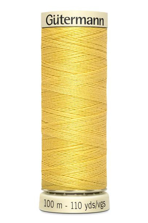 Gutermann Extra Strong Thread 100% polyester 100m #327