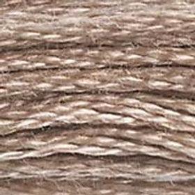 DM117-0841 STRANDED COTTON 8M SKEIN Deer Brown