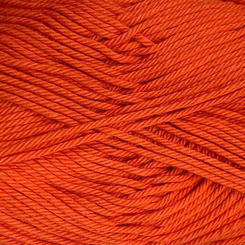 Crucci - 8ply 100% Pure Cotton Sh 106 Chilli