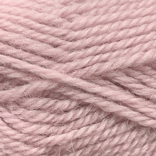 Woolly 12ply Machine Wash 100% Pure Wool Sh 7 Dusky Pink