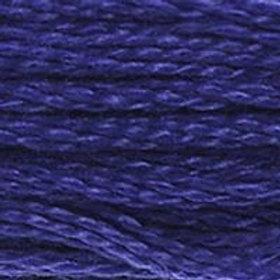 DM117-0797 STRANDED COTTON 8M SKEIN Royal Blue