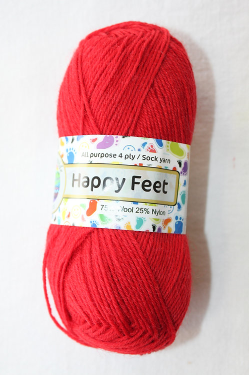 Happy Feet 4PLY DK 75% Wool / 25% Nylon 50gm Shade 41