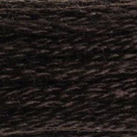 DM117-3371 STRANDED COTTON 8M SKEIN Ebony