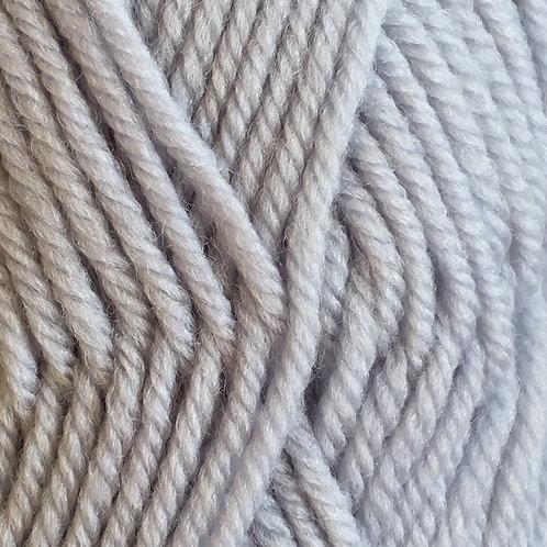 Crucci - 8ply Merino Wool Sh 4 Silver