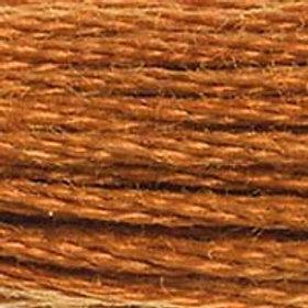 DM117-0301 STRANDED COTTON 8M SKEIN Squirrel Brown