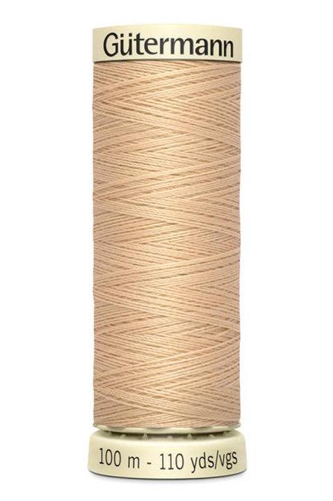 Gutermann Sew all Thread 100% polyester 100m #421