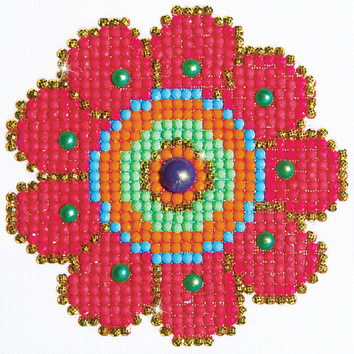 Diamond Dotz Flower Power