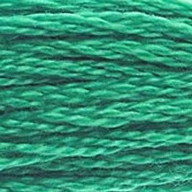 DM117-0943 STRANDED COTTON 8M SKEIN Acid Green