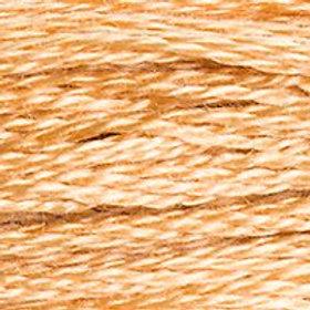 DM117-0437 STRANDED COTTON 8M SKEIN Camel