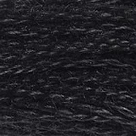 DM117-0310 STRANDED COTTON 8M SKEIN Black