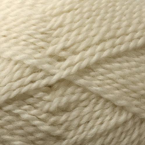 Crucci - 8ply Wanaka Station Naturals 100% Pure NZ Wool Sh 1 Cream