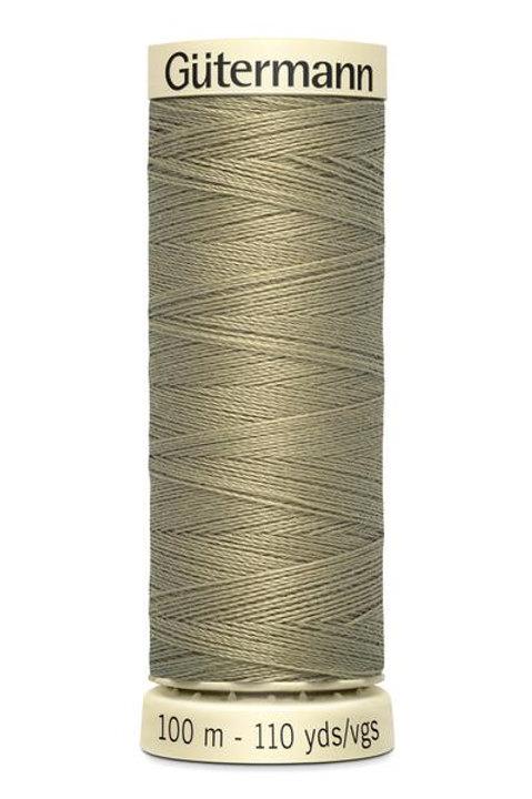 Gutermann Sew all Thread 100% polyester 100m #258