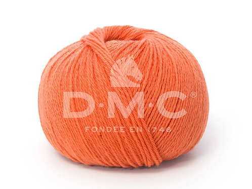 DMC 100% Baby Merino Orange Spice -010