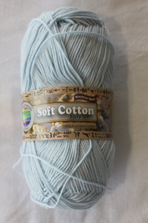 Soft Cotton 8PLY DK 100% Cotton Shade 31