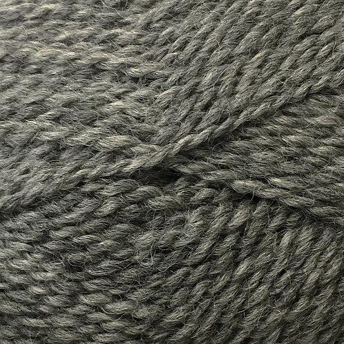 Crucci - 8ply Wanaka Station Naturals 100% Pure NZ Wool Sh 3 Silver