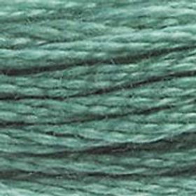 DM117-0503 STRANDED COTTON 8M SKEIN Thyme Green