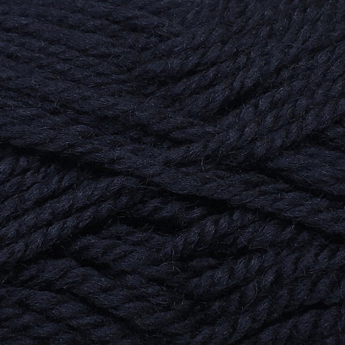 Woolly 12ply Machine Wash 100% Pure Wool Sh 4 Navy
