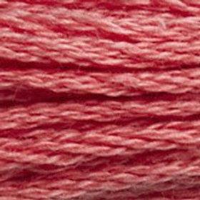 DM117-3712 STRANDED COTTON 8M SKEIN Blush Pink