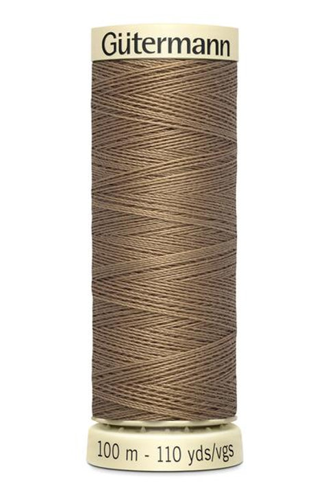 Gutermann Sew all Thread 100% polyester 100m #850