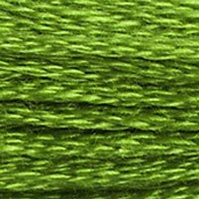 DM117-0906 STRANDED COTTON 8M SKEIN Apple Green