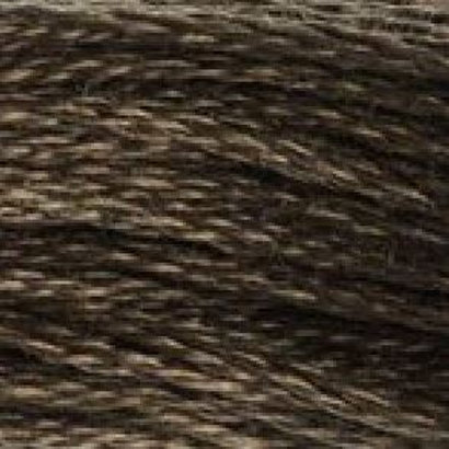 DM117-0839 STRANDED COTTON 8M SKEIN Root Brown