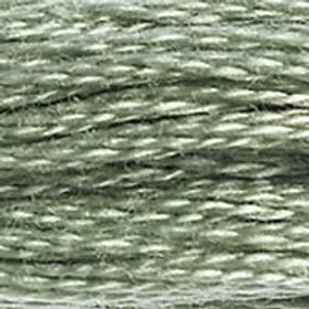 DM117-0522 STRANDED COTTON 8M SKEIN Trellis Green