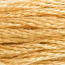 DM117-0422 STRANDED COTTON 8M SKEIN Light Oak