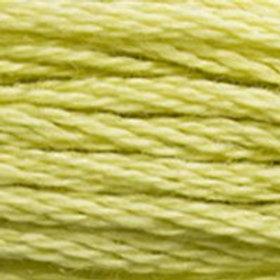DM117-3819 STRANDED COTTON 8M SKEIN Light Moss Green