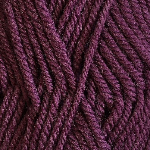 Crucci - 8ply Merino Wool Sh 8 Grape