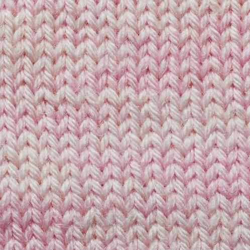 Crucci - 4ply Merino Superwash Sh 15 Pink Print
