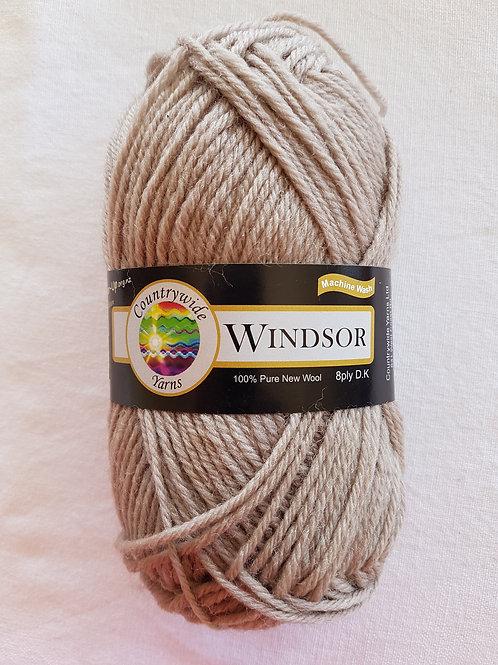 Windsor Standard 8 PLY DK 100% Wool 50gm Mushroom