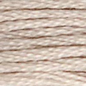 DM117-0006 STRANDED COTTON 8M SKEIN VELVETY MUSHROOM