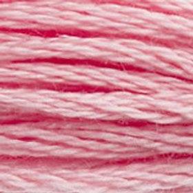 DM117-3326 STRANDED COTTON 8M SKEIN Wild Rose
