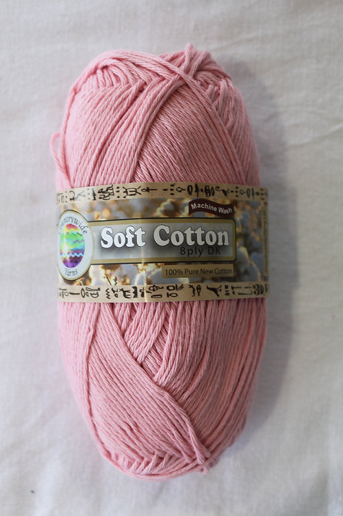 Soft Cotton 8PLY DK 100% Cotton Shade 33
