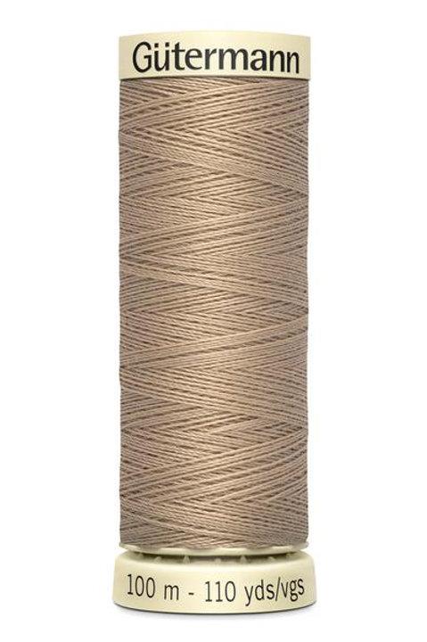 Gutermann Sew all Thread 100% polyester 100m #215