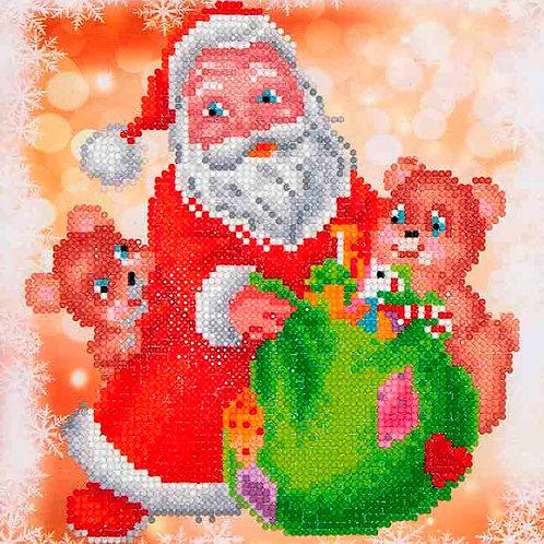 Santa & Teddies