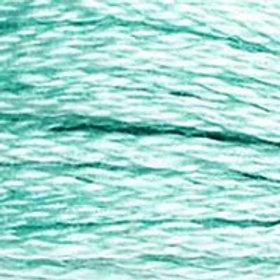DM117-0964 STRANDED COTTON 8M SKEIN Light Sea Green
