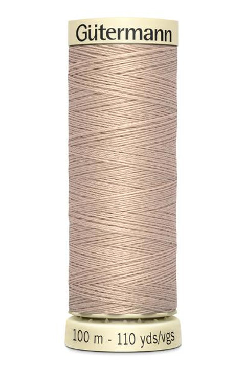 Gutermann Sew all Thread 100% polyester 100m #121