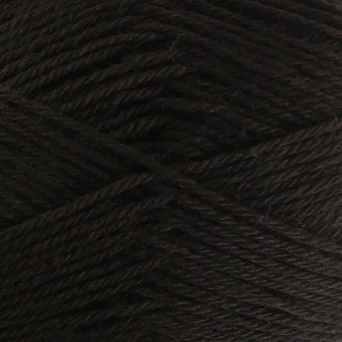 Crucci - 4ply 100% Pure New Zealand Soft Wool Sh 4 Chocolate