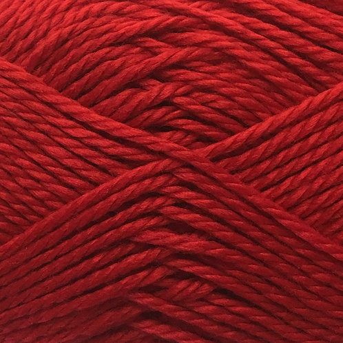 Crucci - 8ply Adelle Acrylic yarn Sh 115 Cherry
