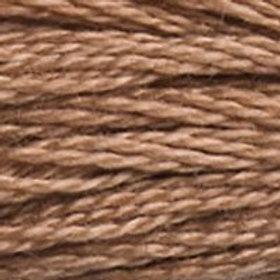 DM117-3863 STRANDED COTTON 8M SKEIN Otter Brown