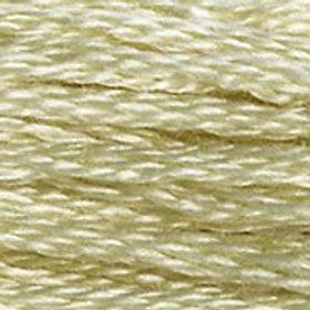 DM117-3047 STRANDED COTTON 8M SKEIN Silver Birch Beige
