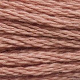 DM117-3859 STRANDED COTTON 8M SKEIN Clay Red